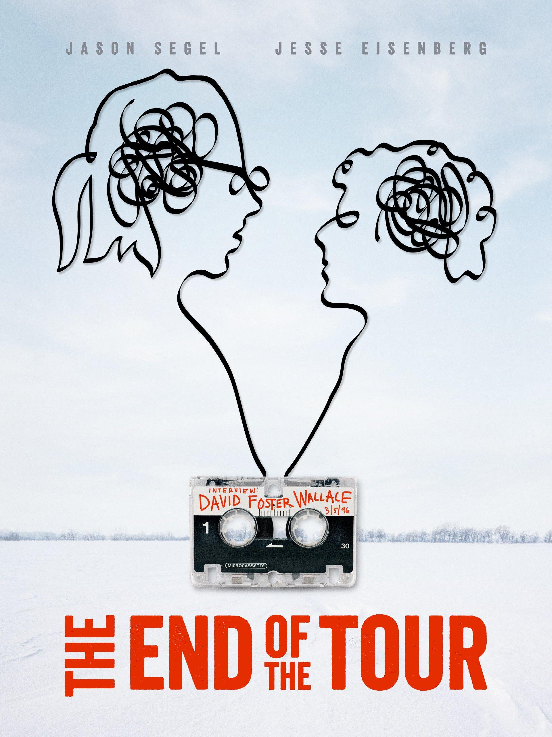 Amazon.com: The End Of The Tour: Jesse Eisenberg, Jason Segel, Anna ...