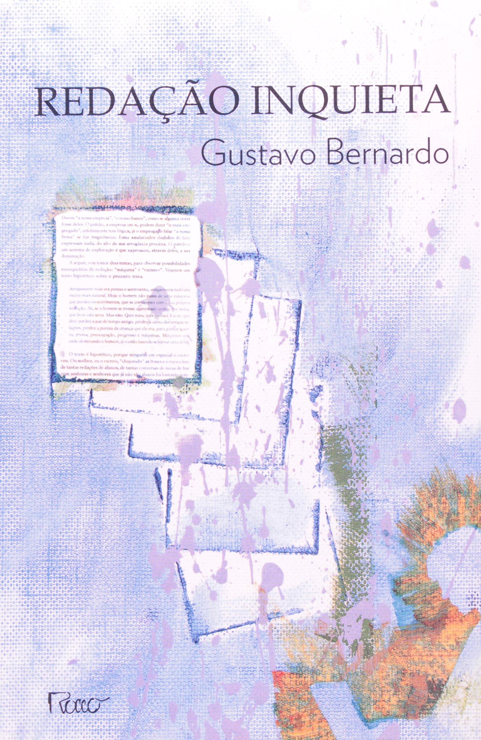 Redacao Inquieta (Portuguese Brazilian) Paperback – 2010