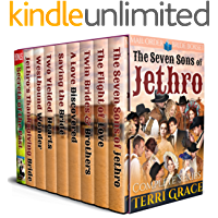 The Seven Sons of Jethro: Mail Order Bride Romance