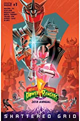 Mighty Morphin Power Rangers 2018 Annual Kindle Edition