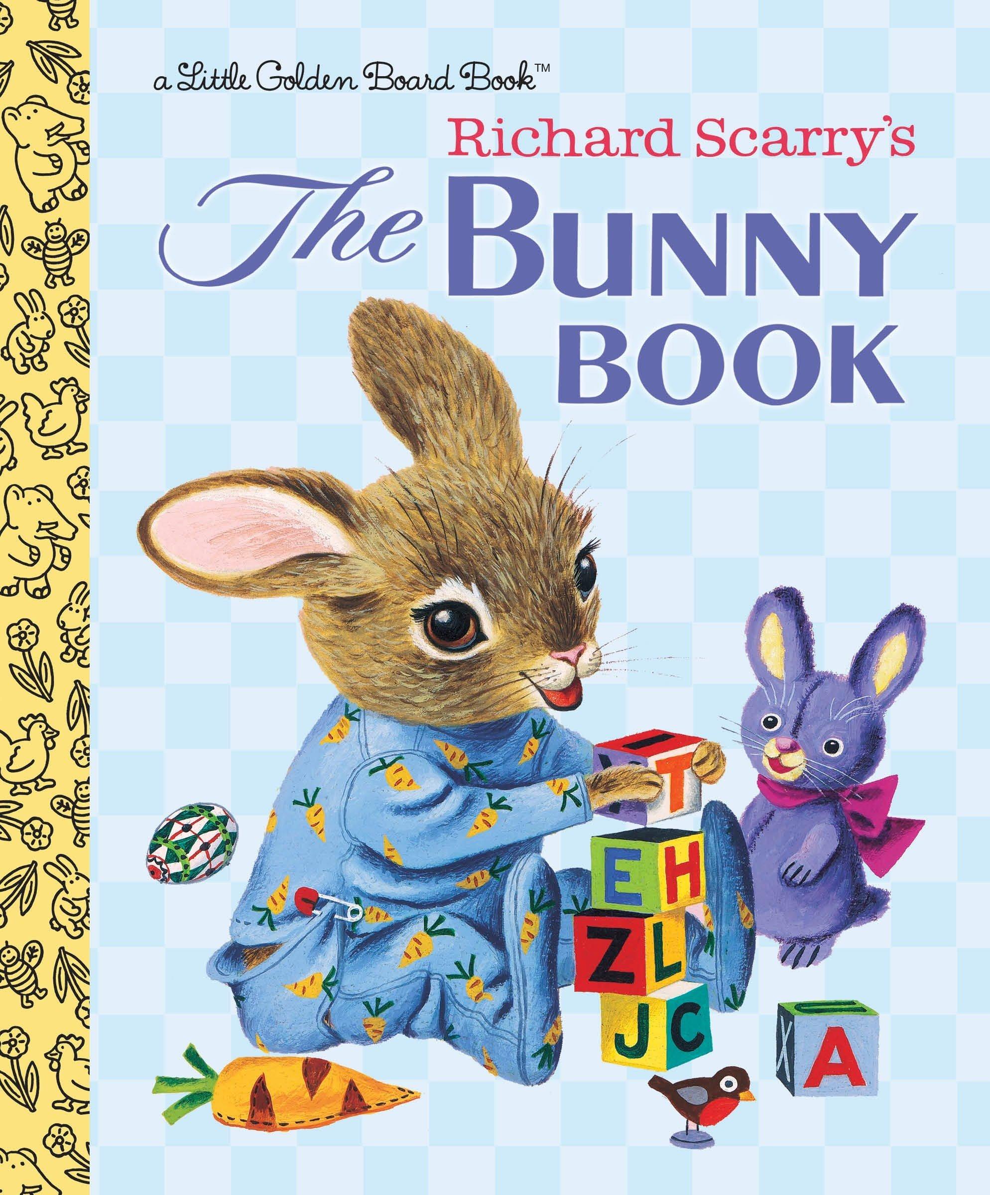 BUNNY BOOK, THE ebook