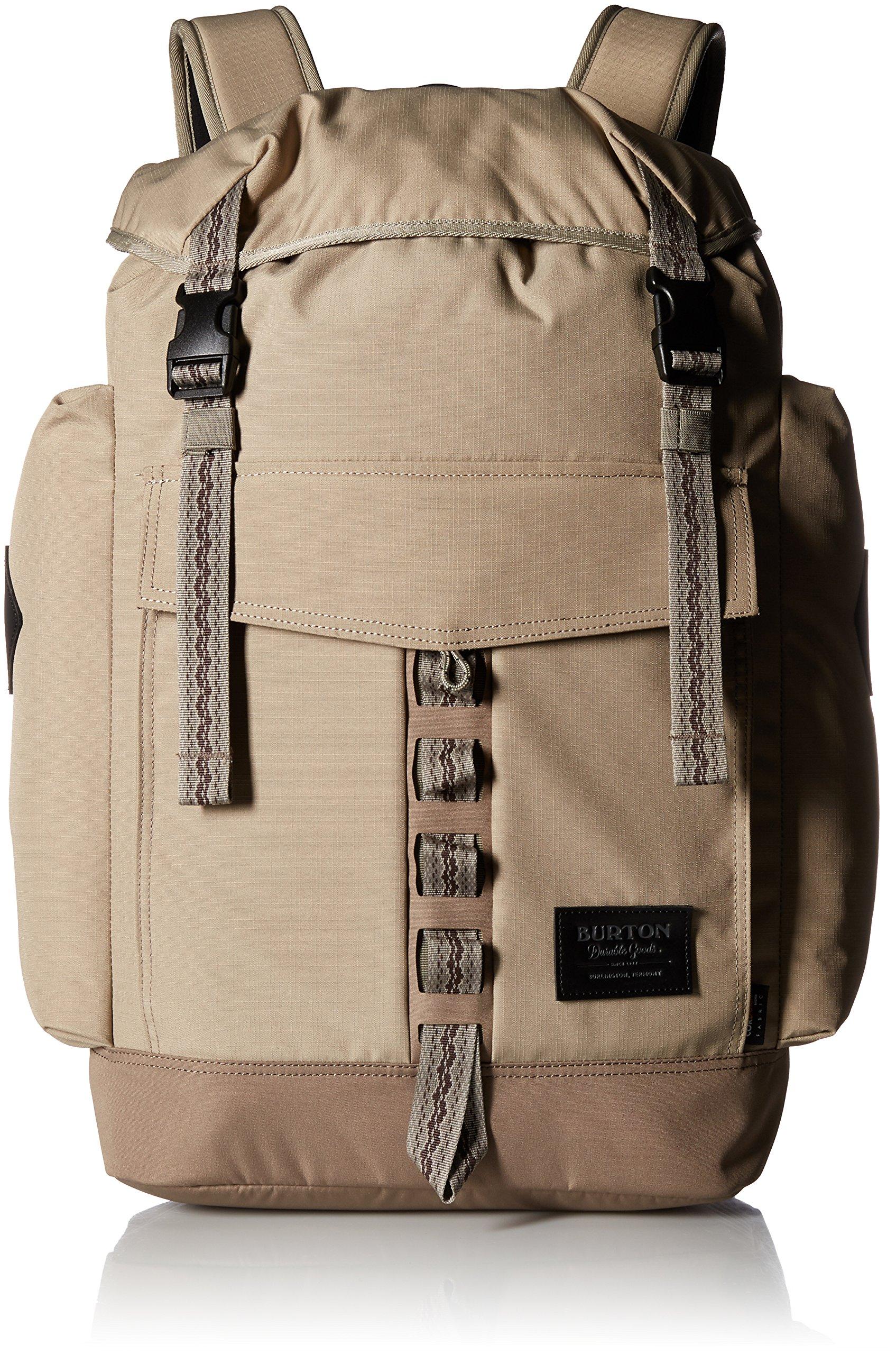 Burton Fathom Backpack, Aluminum Triple Rip Cordura, One Size