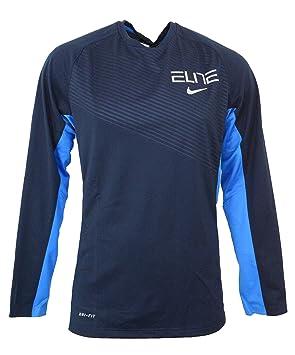 Nike Elite - Camiseta de Baloncesto de Manga Larga para Hombre ...