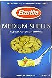 Barilla Pasta, Medium Shells, 16 Ounce