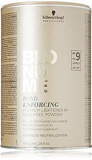 Amazoncom Schwarzkopf Blondme Bond Enforcing Premium Lightener 9