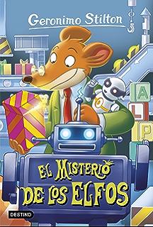 El misterio de los elfos: Geronimo Stilton 51 (Spanish Edition)