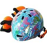 ラングスジャパン(RANGS) ラングスジュニアスポーツヘルメット ブルー