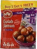 MTR Instant Mix Gulab Jamun, 175g (Buy 1 Get 1 Free)