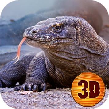 Amazon com: Komodo Dragon Survival Simulator: Appstore for