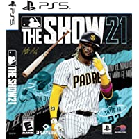 PlayStation MLB The Show 21 for PlayStation 5