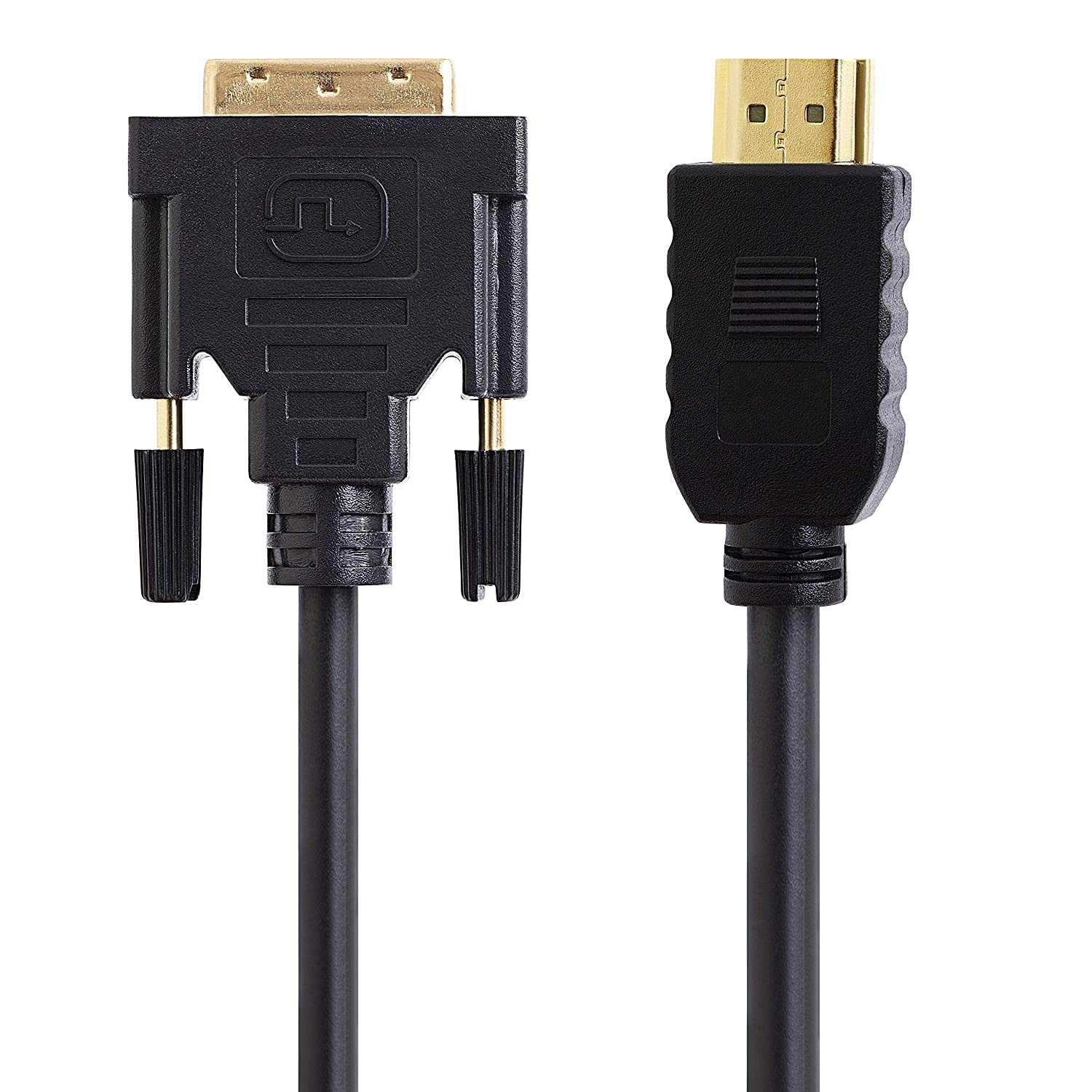 DigiBits 2m HDMI to DVI Adapter Cable 24+1 DVI-D to HDMI Lead HD 1080p