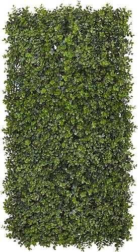 Nearly Natural Eucalyptus Mat Set of 8 , 12 x 12