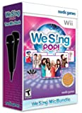 We Sing Pop with 2 Mics Included (Nintendo Wii)