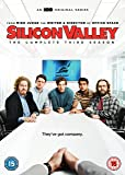 Silicon Valley - Season 3 [DVD PAL方式](Import)