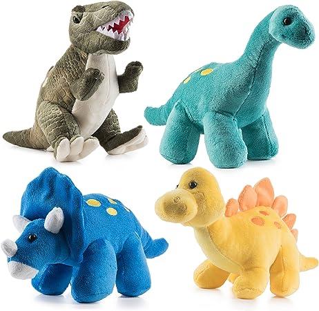 Plush Dinosaurs