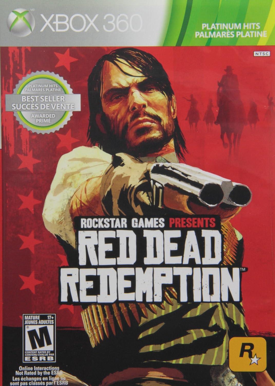 Amazon com: Red Dead Redemption: Xbox 360: Microsoft Xbox