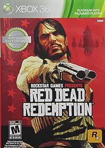Red Dead Redemption - Xbox 360 Standard Edition