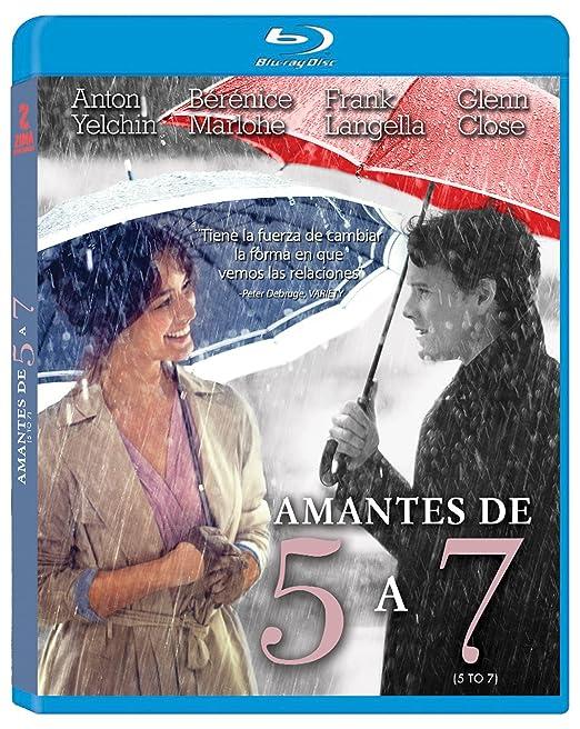 Amantes De 5 A 7 Anton Yelchin En Blu-ray Edicion Latina: Amazon.es: ANTON YELCHIN, VICTOR LEVIN: Cine y Series TV