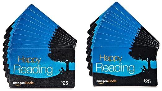 Amazon.com: Amazon.com Tarjetas de regalo, paquete de 20 ...