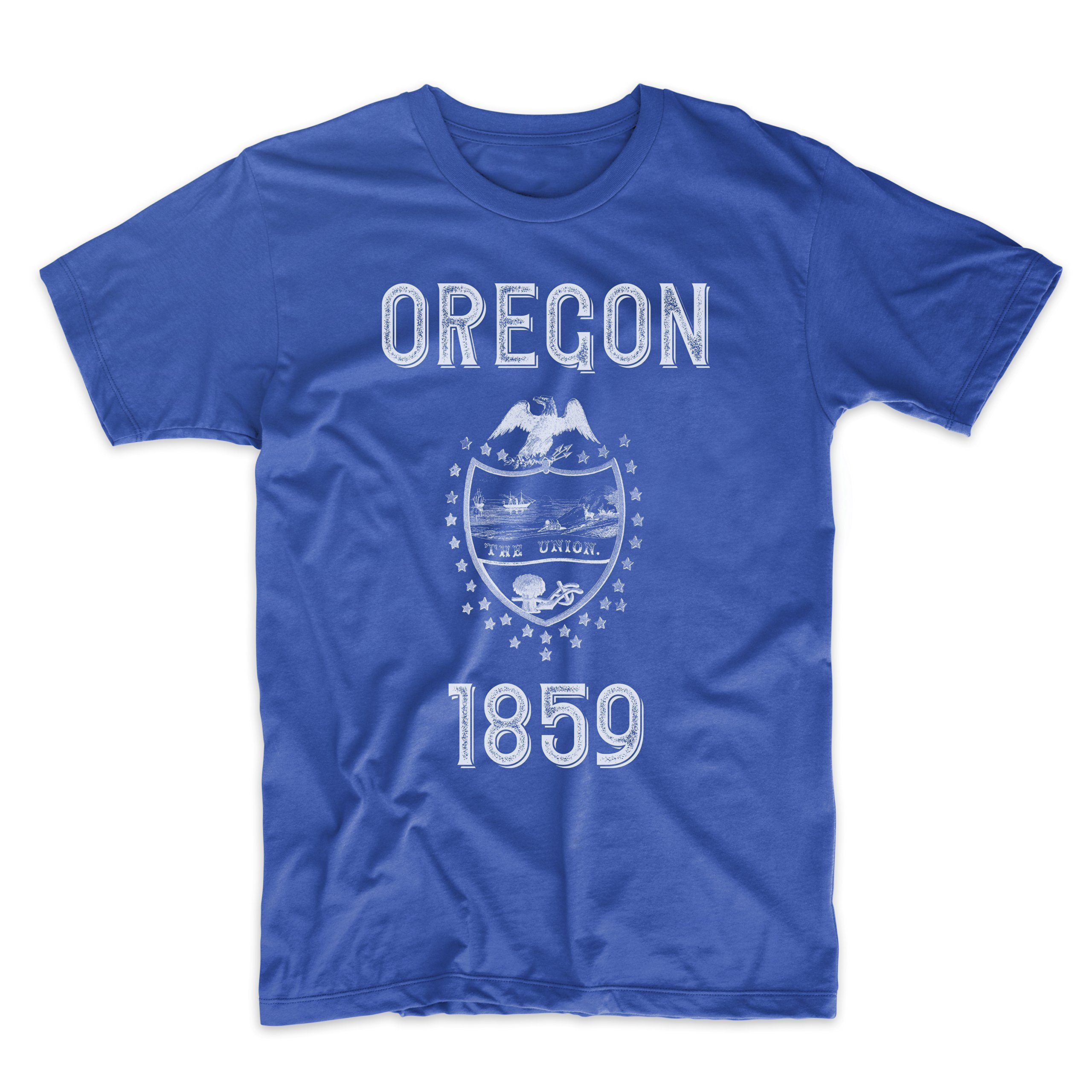 Oregon Coat of Arms T Shirt