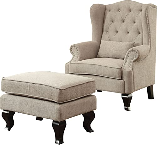 HOMES: Inside Out Taunya Accent Chair Review