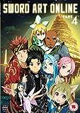 Sword Art Online Part 4 (Episodes 20-25) [DVD] [Reino Unido]