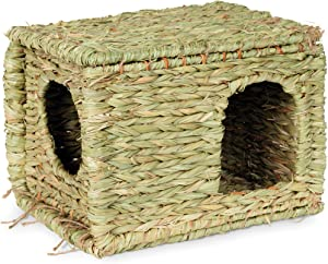Prevue Hendryx 1100 Nature's Hideaway Grass Couch Toy