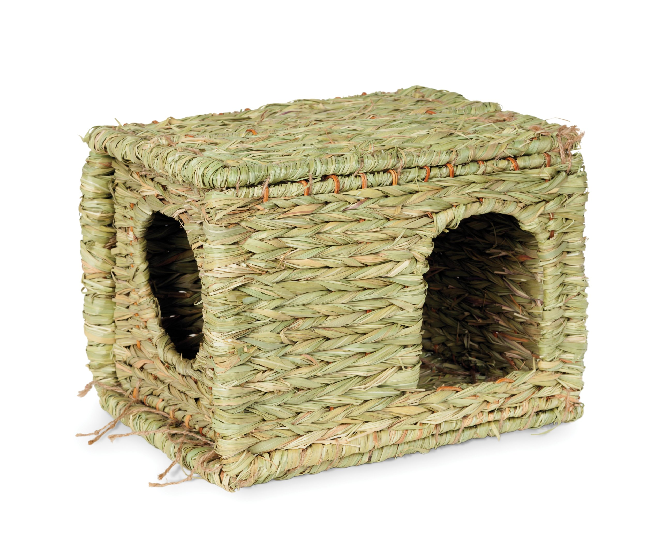 Prevue Hendryx 1100 Nature's Hideaway Grass Couch Toy by Prevue Hendryx