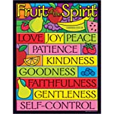 Trend Enterprises Fruit of The Spiritlearning Chart (T-38708)