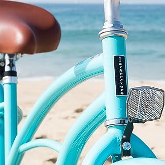 sixthreezero womens beach hybrid bike frame
