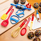 Nickelodeon PWPE-S100 Lets Rolling Pin Cutters for