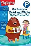Preschool Get Ready to Read and Write Big Fun Practice Pad (Highlights Big Fun Practice Pads)