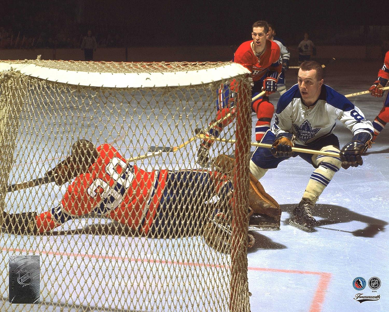 sale retailer 5f8fc 40a49 Amazon.com: Ron Ellis 8x10 Unframed Hockey Hall of Fame ...
