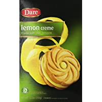 Dare Cookie Lemon Creme (Pack of 2)net wt 10.2oz (290g)