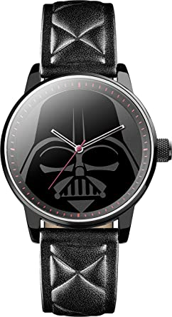 Star Wars STAR298 - Reloj de pulsera hombre, color negro: Amazon.es: Relojes