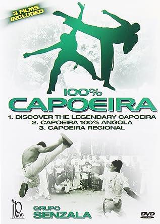 dvd capoeira angola