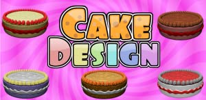 Cake Design HD - Making Cakes Fun! by Fun Fun Games