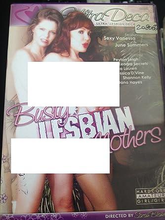 Busty Lesbian Mothers Peyton Leigh Sexy Vanessa June Summers Ultra Deca Amazon Co Uk Dvd Blu Ray