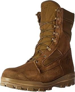 fa76f268402 Amazon.com | Bates Men's DuraShocks Steel Toe Military & Tactical ...