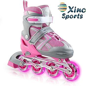 XinoSports Rollerblades For Kids