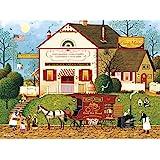 Buffalo Games - Charles Wysocki - Sugar and Spice - 1000 Piece Jigsaw Puzzle