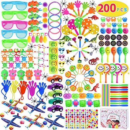 Mini Clapper Hand Toy Boys Girls Party Bag Toys Christmas Stocking Fillers