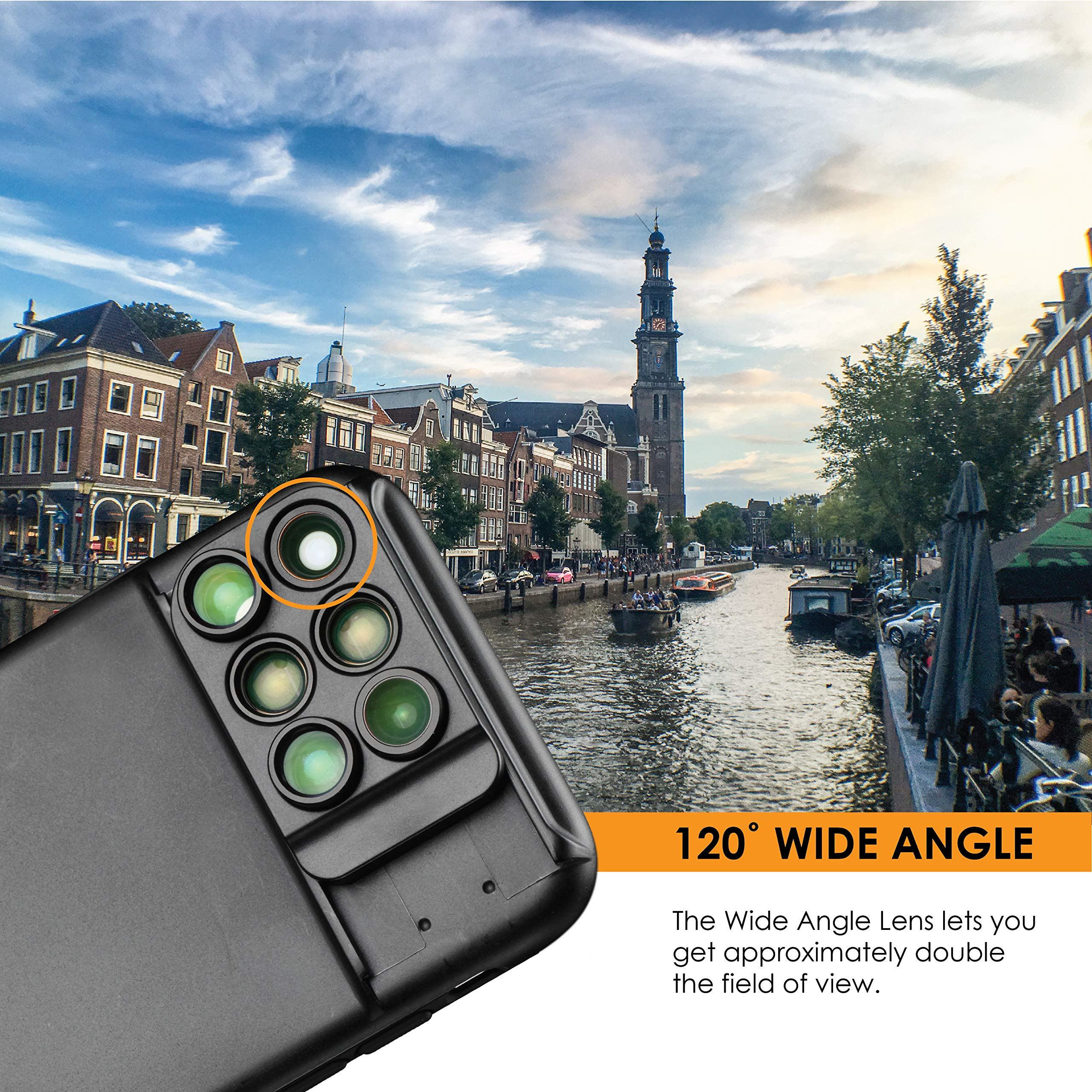 Ztylus Switch 6 Mkii For Apple Iphone Xs Max 6 In 1 Dual