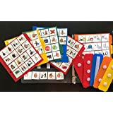 1 Communication Book 230 Cards with Asl for Autism Aba Therapy Boardmaker