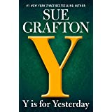 Y is for Yesterday (A Kinsey Millhone Novel Book 25)