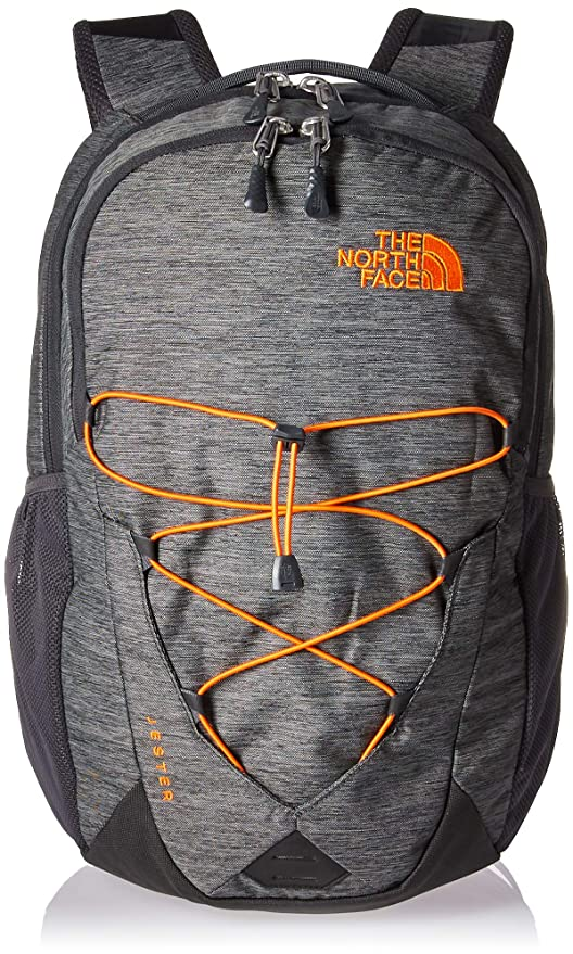 434352e058 THE NORTH FACE Unisex's Jester Backpack, Grey, One Size: Amazon.co.uk:  Sports & Outdoors