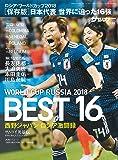 WORLD CUP RUSSIA 2018 BEST16 西野ジャパン ロシア激闘録 (サッカーマガジン8月号増刊 ワールドカップ2018日本代表決算速報号)