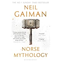 Norse Mythology - This book has been printed with two different cover designs. We are unable to accept requests for a specific cover. The different covers will be assigned to orders at random