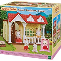 SYLVANIAN FAMILIES- Sweet Raspberry Home Dulce Casita