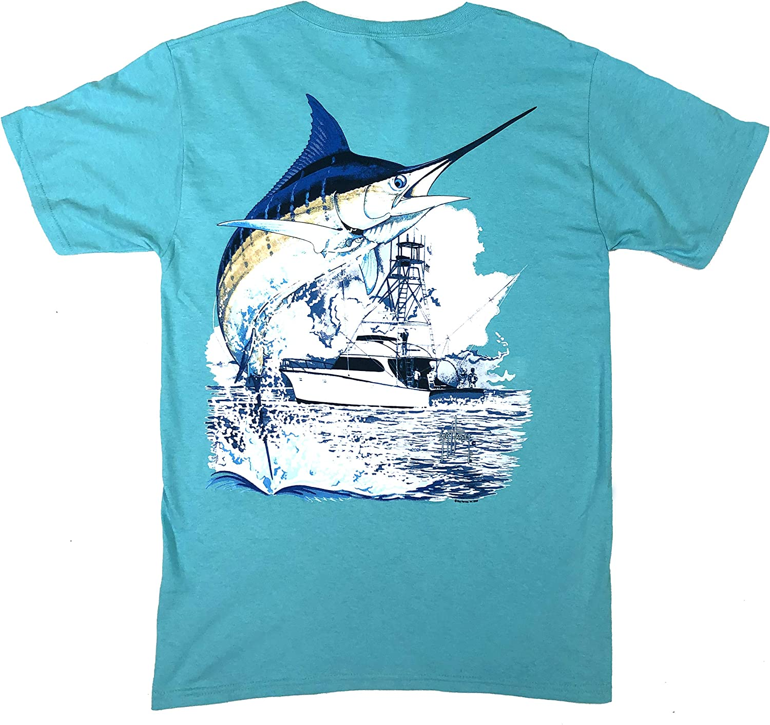 Top 8 Guy Harvey Cotton Shirts Shark